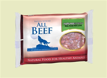 BEEF MINCE 400G : pack of 12