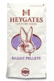 HEYGATES RABBIT PELLETS 20KG