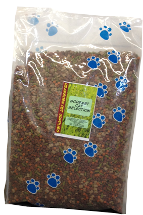 PREMIUM GOURMET CAT SELECTION 7.5 KG