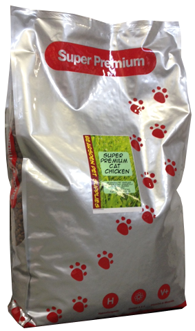 SUPER PREMIUM CAT CHICKEN 7.5KG