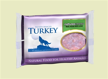 TURKEY MINCE 400G : pack of 12
