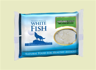 WHITE FISH MINCE 400G : pack of 12