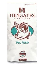 HEYGATES COUNTRY FINISHER PELLETS 20KG