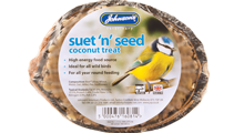 Suet 'n Seed Coconut Treat